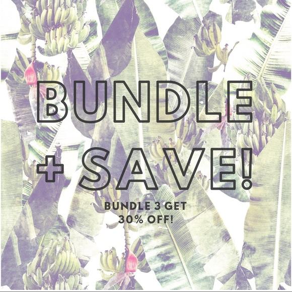 🌴 Bundle and Save! 🌴
